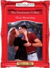 Passionate G-Man (Mills & Boon Vintage 90s Desire)