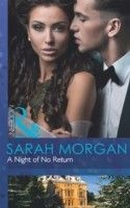 Night of No Return (Mills & Boon Modern) (The Private Lives of Public Playboys - Book 1)