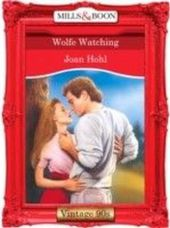 Wolfe Watching (Mills & Boon Vintage 90s Desire)
