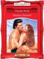 Family Feud (Mills & Boon Vintage 90s Desire)
