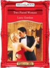 Two Faced Woman (Mills & Boon Vintage 90s Desire)