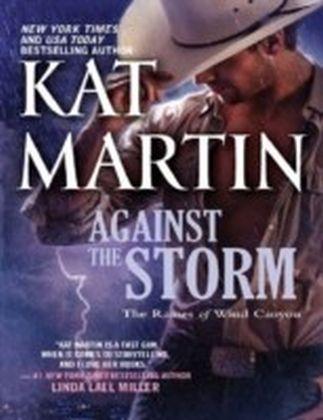 Against the Storm (The Raines of Wind Canyon - Book 4)
