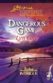 Dangerous Game (Mills & Boon Love Inspired Suspense) (Harbor Intrigue - Book 2)