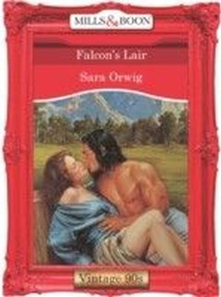 Falcon's Lair (Mills & Boon Vintage 90s Desire)
