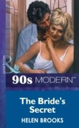 Bride's Secret (Mills & Boon Vintage 90s Modern)