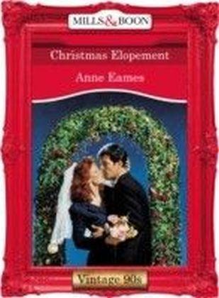 Christmas Elopement (Mills & Boon Vintage 90s Desire)