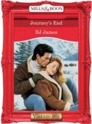Journey's End (Mills & Boon Vintage 90s Desire)