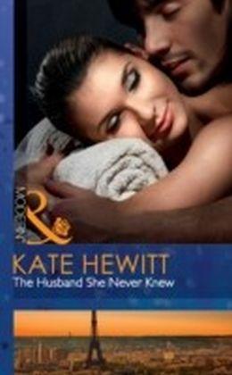 Husband She Never Knew (Mills & Boon Modern)