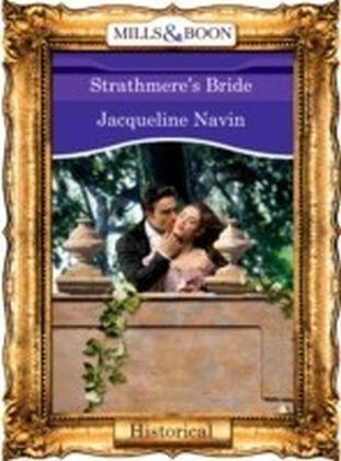 Strathmere's Bride (Mills & Boon Vintage 90s Historical)
