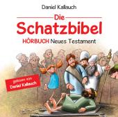 Die Schatzbibel, 3 Audio-CDs