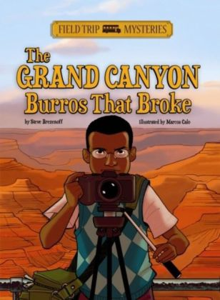 Grand Canyon Burros That Broke