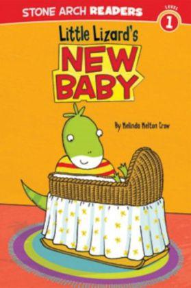 Little Lizard's New Baby