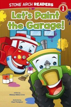 Let's Paint the Garage!