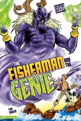 Fisherman and the Genie