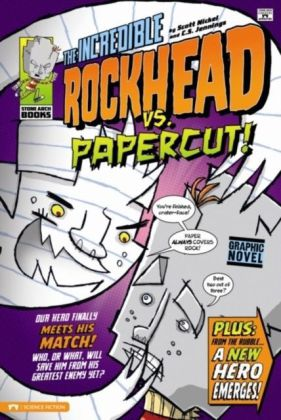 Incredible Rockhead vs Papercut!
