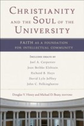 Christianity and the Soul of the University