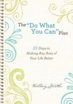 """Do What You Can"" Plan, The (Ebook Shorts)"