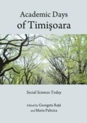 Academic Days of TimiAYoara