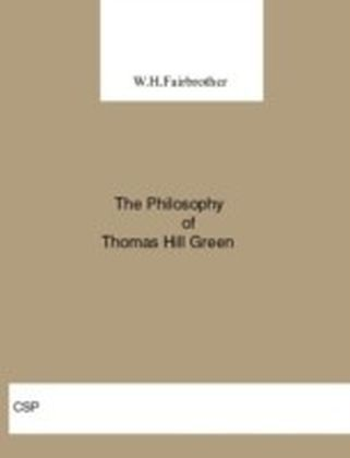 Philosophy of Thomas Hill Green