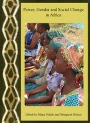 Power, Gender and Social Change in Africa