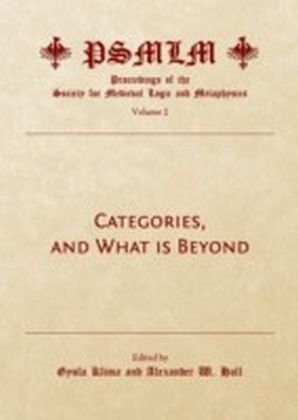 Categories, and What Is Beyond (Volume 2