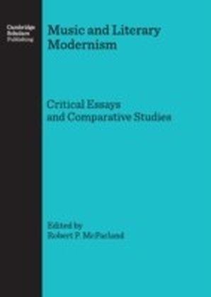 Music and Literary Modernism