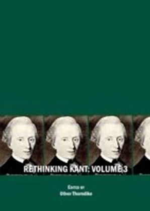Rethinking Kant