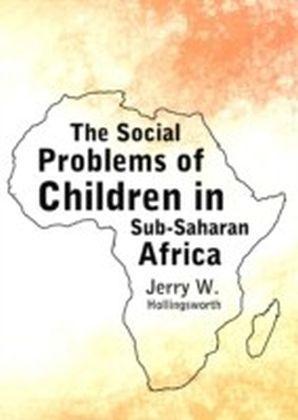Social Problems of Children in Sub-Saharan Africa