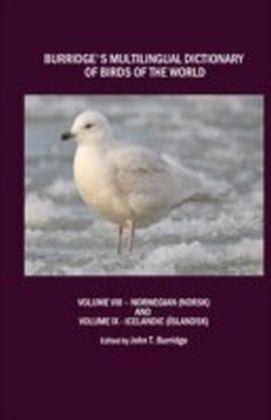 Burridge's Multilingual Dictionary of Birds of the World