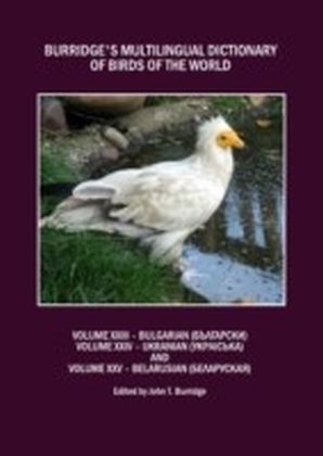 Burridge's Multilingual Dictionary of Birds of the World