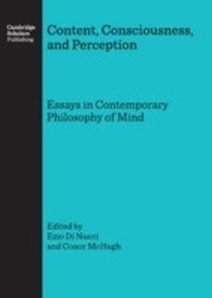 Content, Consciousness, and Perception