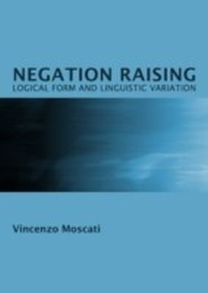 Negation Raising