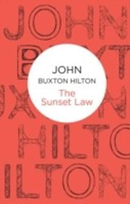 Sunset Law (Simon Kenworthy 10)