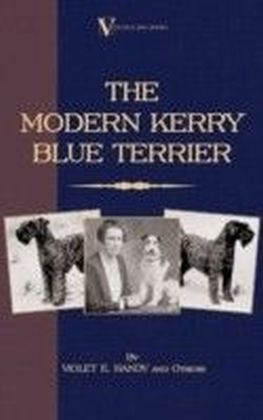 Modern Kerry Blue Terrier (A Vintage Dog Books Breed Classic)