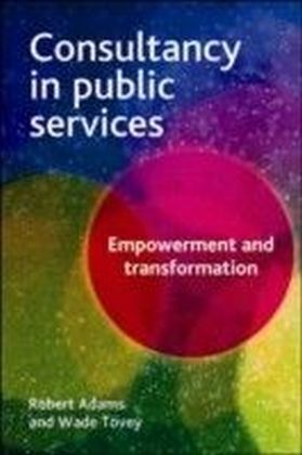 Consultancy in public services