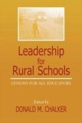 Leadership for Rural Schools