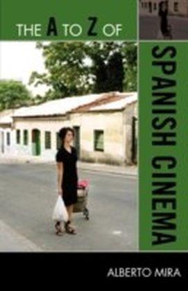 A to Z of Spanish Cinema