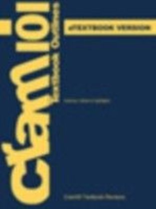 e-Study Guide for: Principles of Neural Science by Eric R. Kandel, ISBN 9780838577011