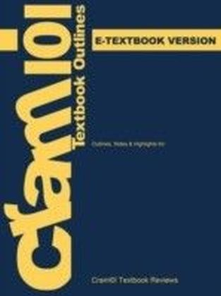 e-Study Guide for: Biostatistics : A Foundation for Analysis in the Health Sciences 8th by Wayne W. Daniel