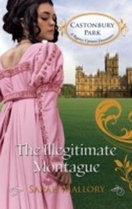 Illegitimate Montague (Mills & Boon M&B) (Castonbury Park - Book 5)