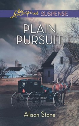 Plain Pursuit (Mills & Boon Love Inspired Suspense)