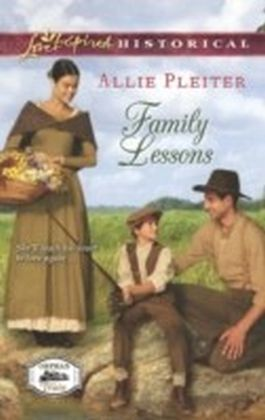 Family Lessons (Mills & Boon Love Inspired Historical) (Amish Brides of Celery Fields - Book 1)
