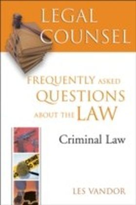 Legal Counsel, Book Four