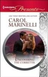 Uncovering the Correttis (Mills & Boon Short Stories)