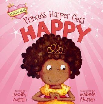 Princess Harper Gets Happy