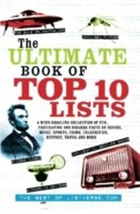 Ultimate Book of Top Ten Lists
