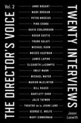 Director's Voice, Vol. 2