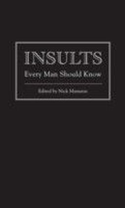 Insults Every Man Should Know