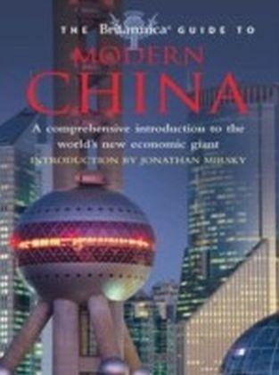 Britannica Guide to Modern China
