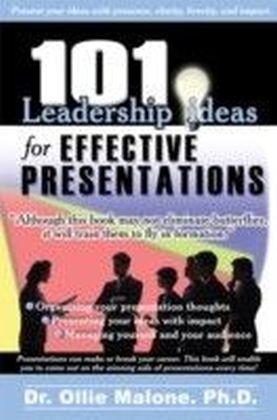 101 Leadership Action Series Effective Presentations